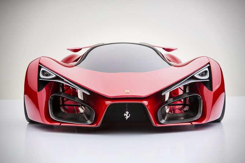 Ferrari F80 supercar concept (6)