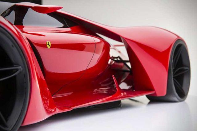 Ferrari F80 supercar concept (3)