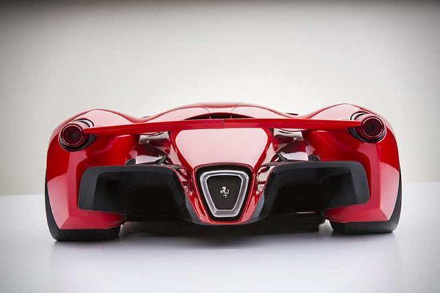Ferrari F80 supercar concept (2)