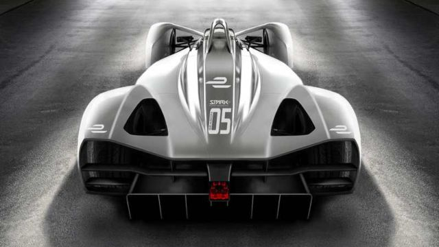 Formula E Season 5 racing car (2)