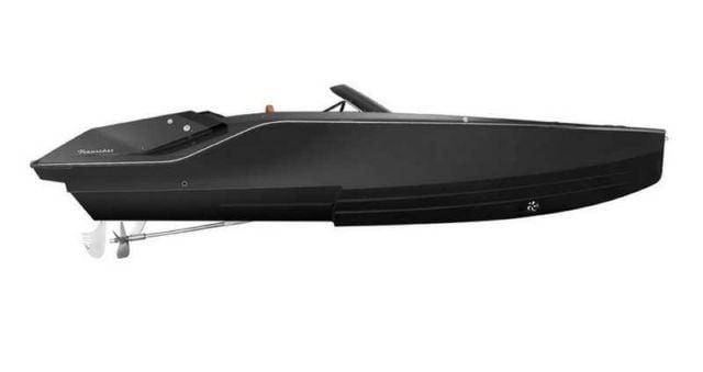 Frauscher 740 Mirage Electric Boat