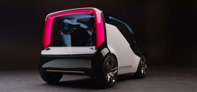 Honda NeuV an electric ride-sharing concept