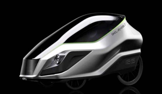 IRIS eTrike electric tricycle (