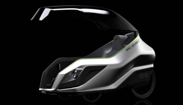 IRIS eTrike electric tricycle (3)