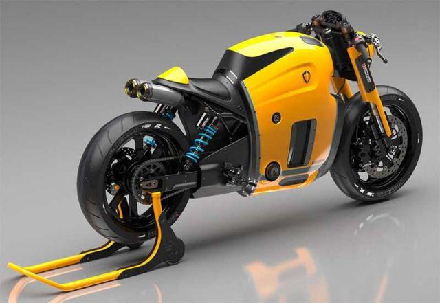 Koenigsegg Motorcycle Concept