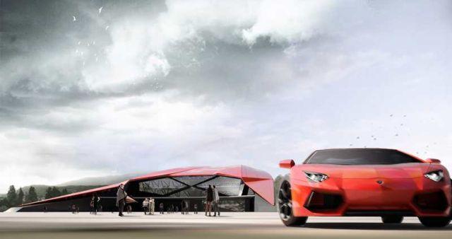 Lamborghini Museum (4)