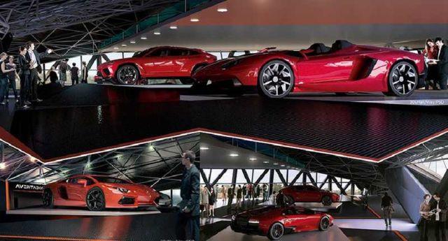 Lamborghini Museum (3)