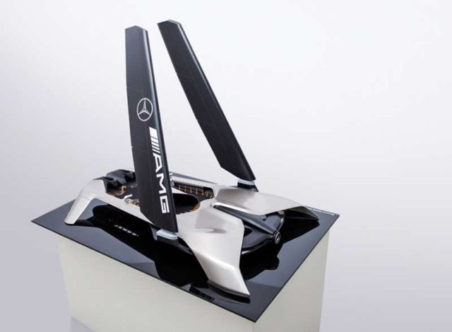 Mercedes-Benz WIND power Hydrocraft (6)