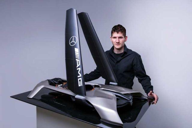 Mercedes-Benz WIND power Hydrocraft (2)