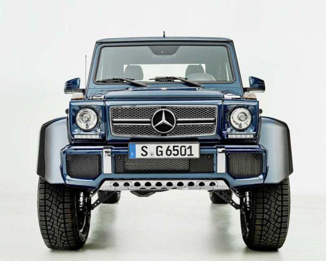 Mercedes-Maybach G 650 Landaulet (5)