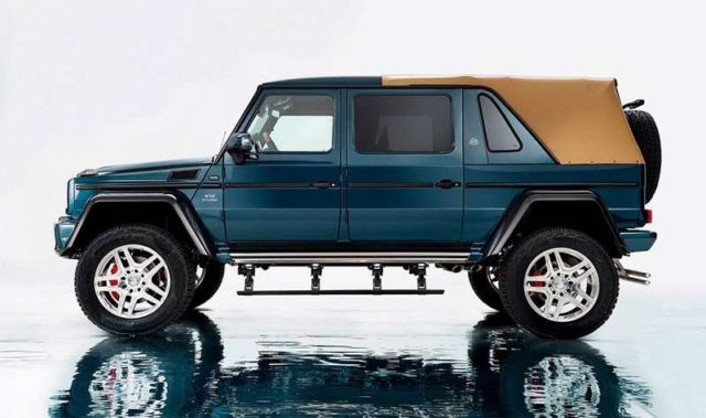 Mercedes-Maybach G 650 Landaulet (2)