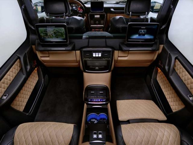 Mercedes-Maybach G 650 Landaulet (1)
