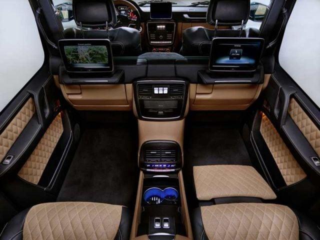 Mercedes-Maybach G 650 Landaulet (1)