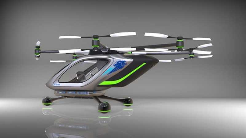 Jetpack Aviation electric multirotor VTOL concept (5)