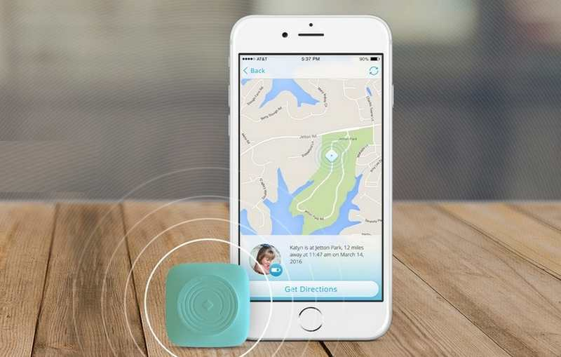 Ping - world's smallest personal GPS Locator (5)