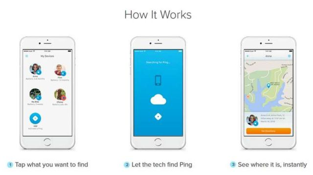 Ping - world's smallest personal GPS Locator (3)