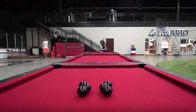 Pool Trick Shots 2