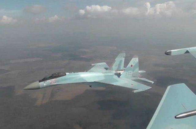 Russian Sukhoi SU-35S (2)