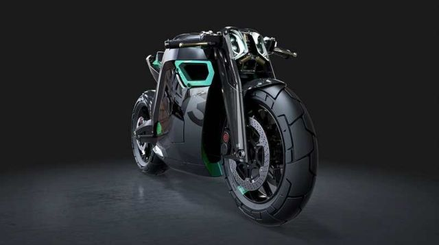 Street Cafe 1300 concept motorcycle (4)