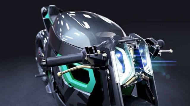 Street Cafe 1300 concept motorcycle (3)