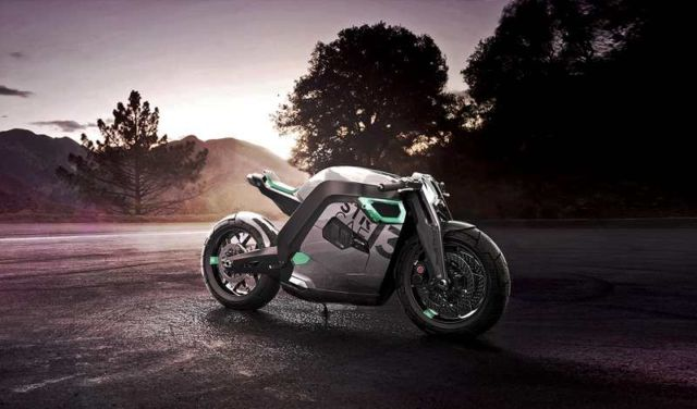 Street Cafe 1300 concept motorcycle (2)