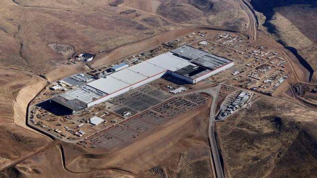 Gigafactory Plant