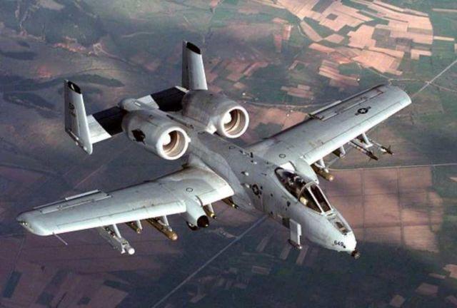 The 'Machete' Attack Plane (2)