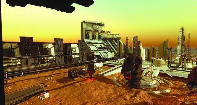 """The UAE """"Mars 2117"""" (2)"""