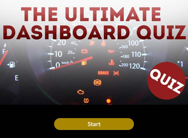 The Ultimate Dashboard Quiz