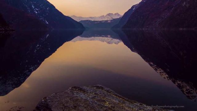The amazing Norwegian Fjords