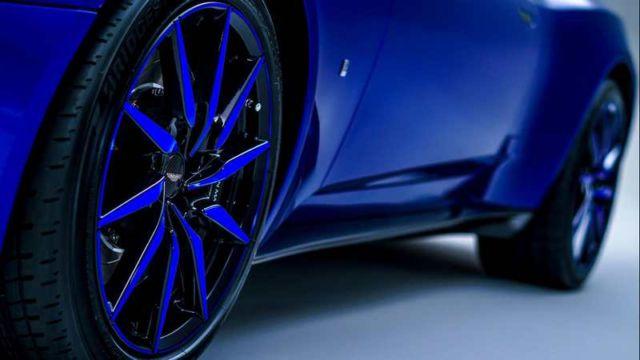 Aston Martin Zaffre Blue DB11 (5)