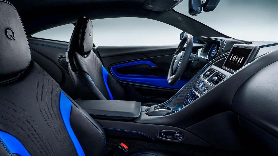 Aston Martin Zaffre Blue DB11 (1)
