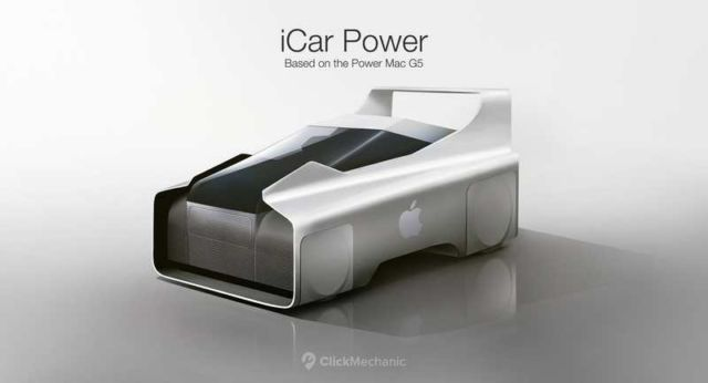 The future iCar concept based on Apple products (3)