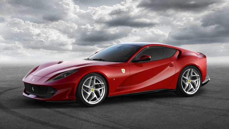 The new Ferrari 812 Superfast (5)