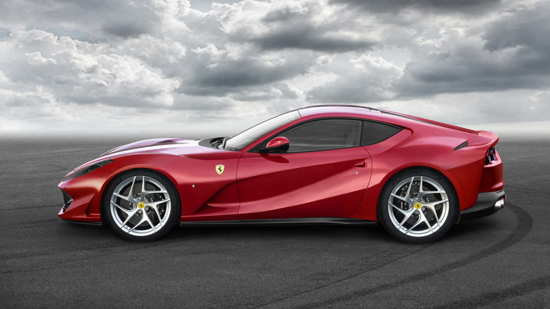 The new Ferrari 812 Superfast (1)