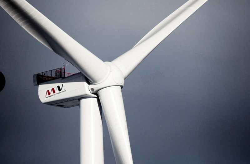 World's most powerful Wind Turbine