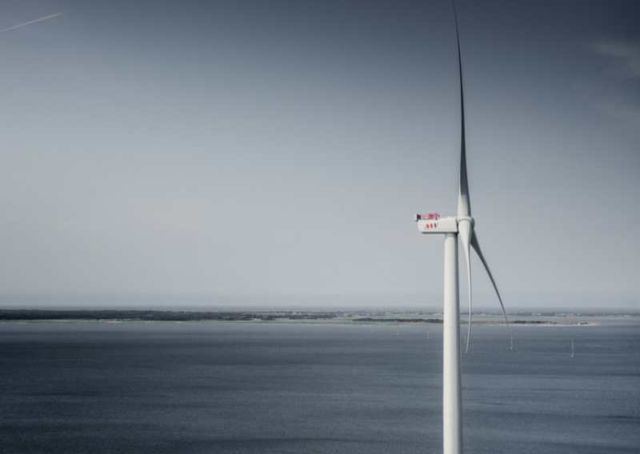 MHI Vestas 9 MW wind turbine