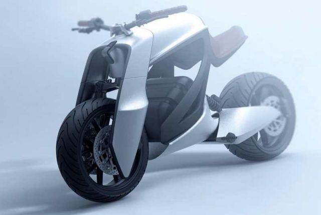 Yamaha Nazo electric motorbike concept