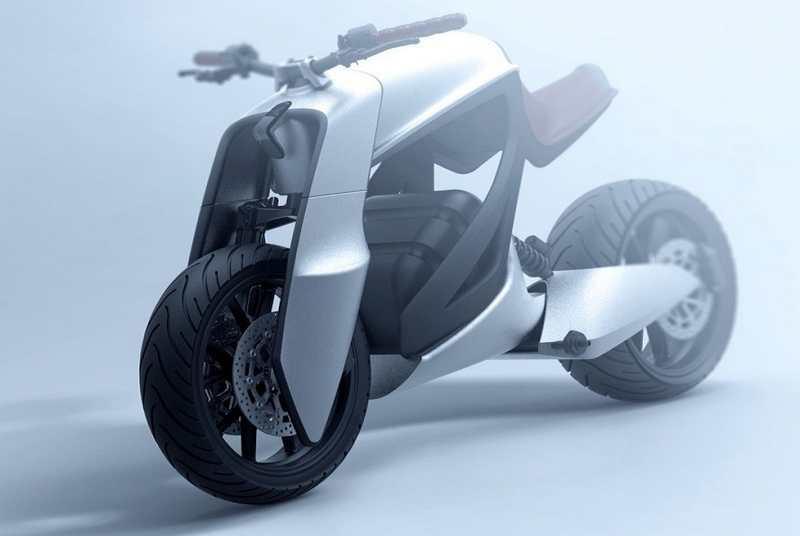 Yamaha Nazo electric motorbike concept (6)