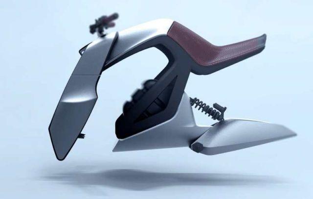 Yamaha Nazo electric motorbike concept (4)