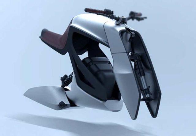 Yamaha Nazo electric motorbike concept (3)