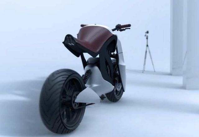 Yamaha Nazo electric motorbike concept (2)