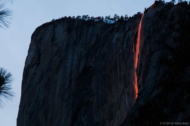 Yosemite National Park's 'Fireball' (3)