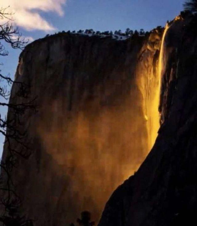 Yosemite National Park's 'Fireball' (2)