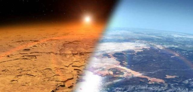 the terraforming of the Red Planet