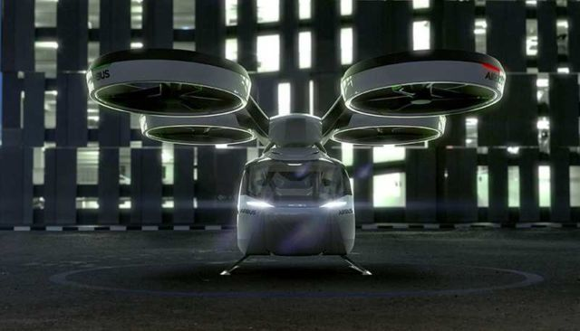 Airbus Pop.Up Modular Flying Car concept (8)