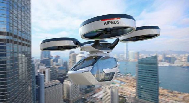 Airbus Pop.Up Modular Flying Car concept (7)