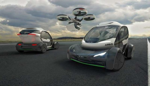 Airbus Pop.Up Modular Flying Car concept (4)