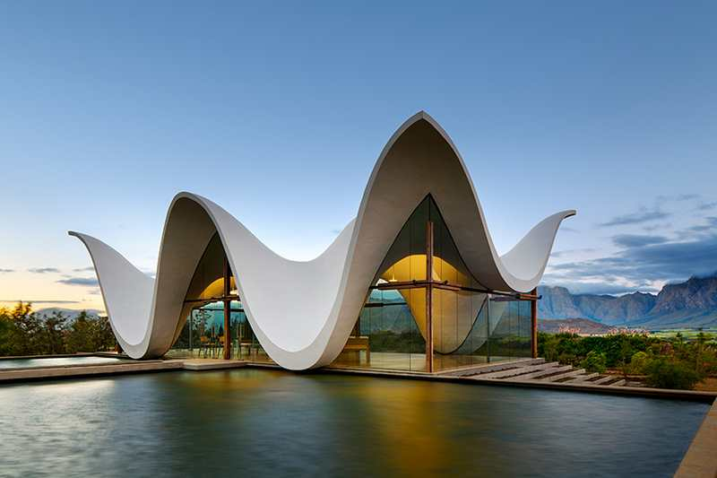 A chapel in South Africa by Steyn Studio (9)