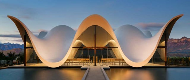 A chapel in South Africa by Steyn Studio (8)